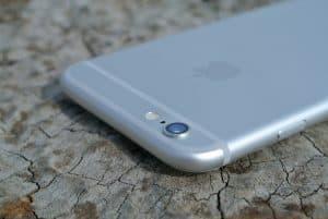 גב של אייפון