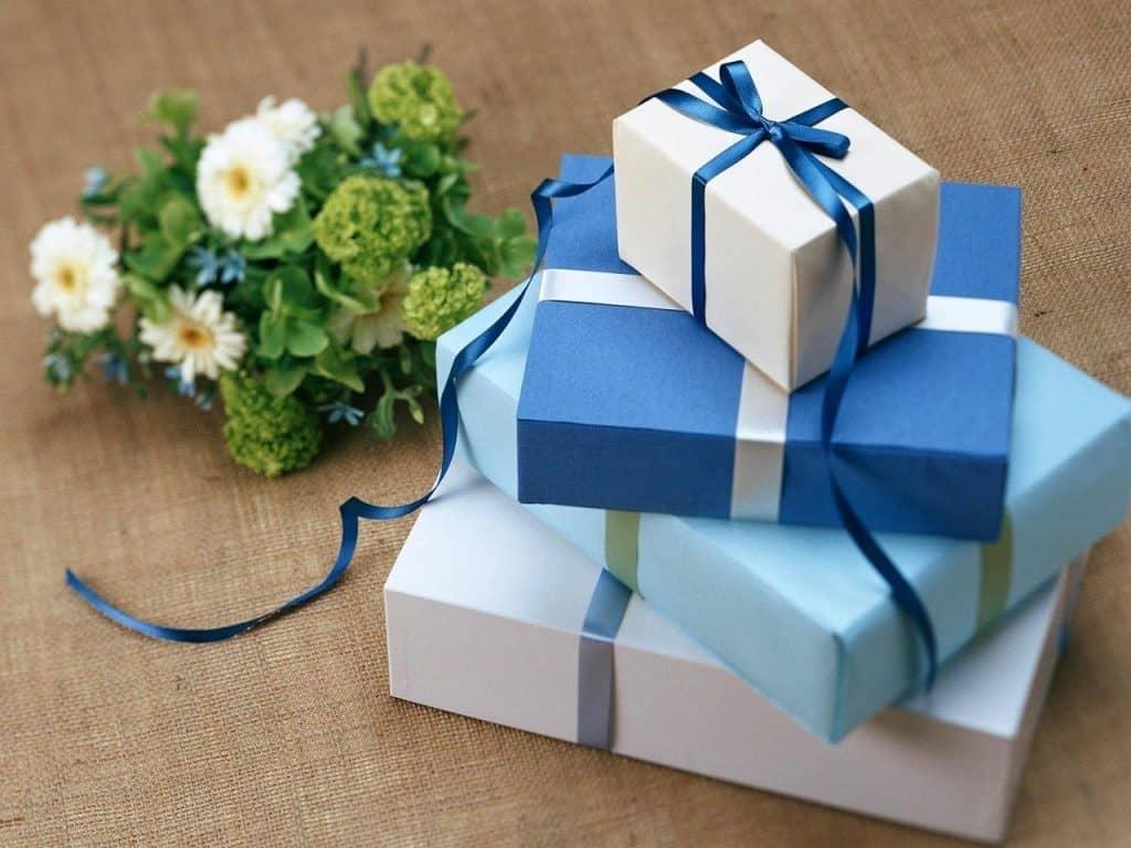 מתנות ארוזות