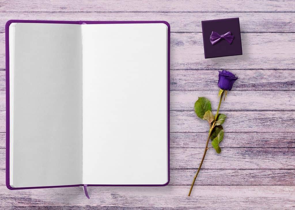 מכתב ופרח